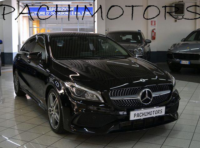Mercedes-benz d S.W. Automatic Premium AMG Unico
