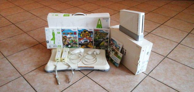 Nintendo wii e wii fit