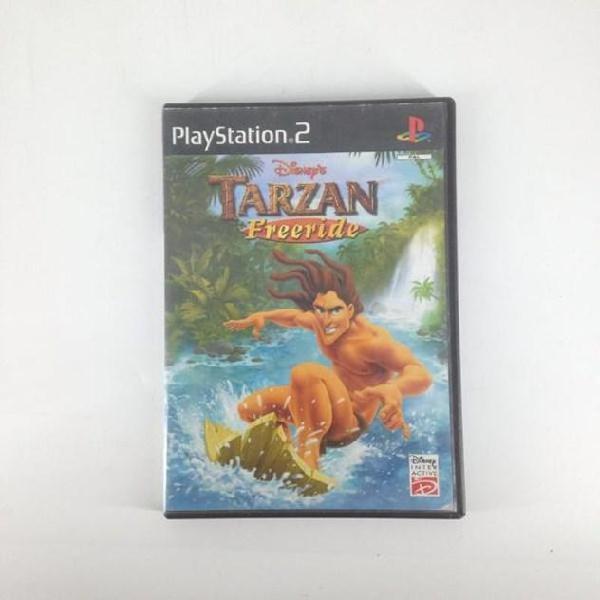 Play station 2 - tarzan freeride