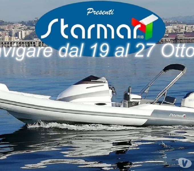 Gommone starmar sport cabin fb full personalizzato