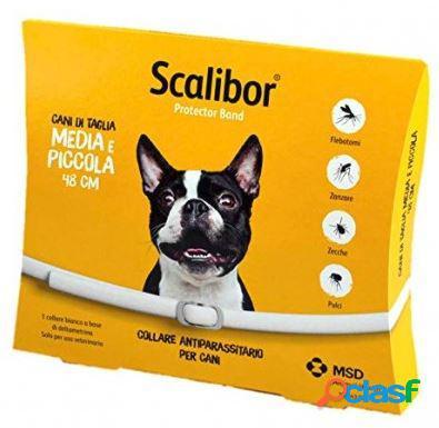 Scalibor collare antiparassitario per cani cm 48 (piccolo e media tg)
