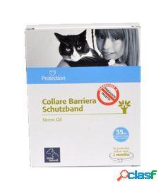 Camon protection collare bariera per gatto olio di neem cm 35