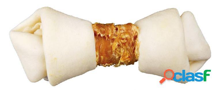 Trixie denta fun osso annodato con pollo gr.70 cm.11 pz.2