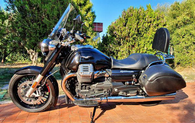 Guzzi california custom 1400 scamb/trat