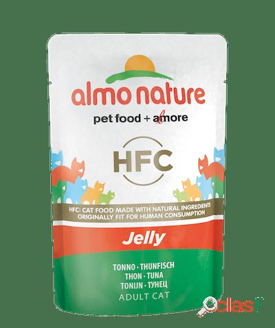 Almo nature busta jelly gr 70 tonno