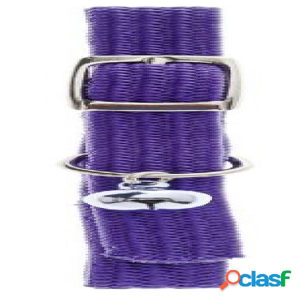 Ferribiella collare per gatto nylon elastico con campanello