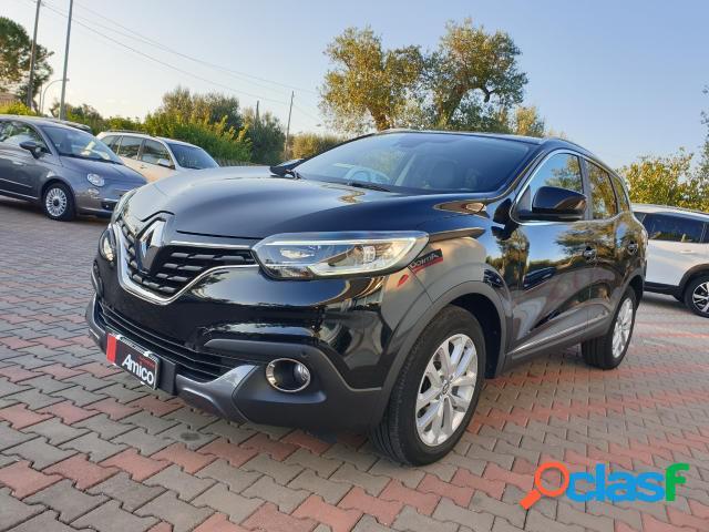 Renault kadjar diesel in vendita a san michele salentino (brindisi)