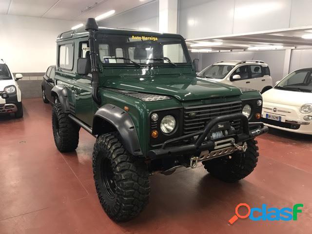 Land rover defender diesel in vendita a corteno golgi (brescia)