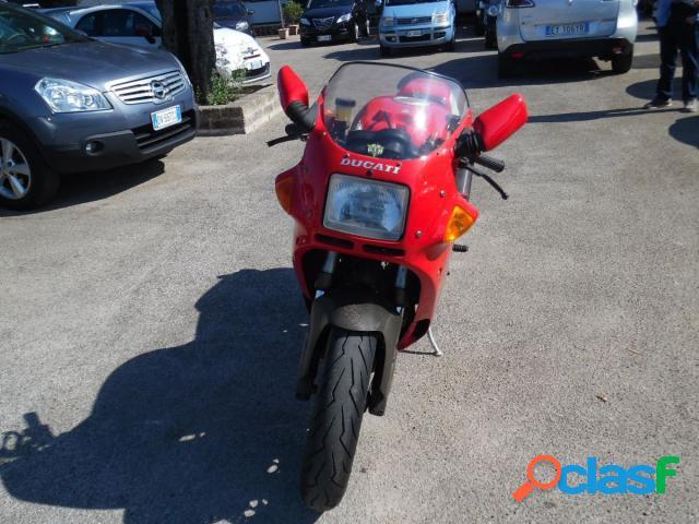 Ducati supersport 900 benzina in vendita a qualiano (napoli)