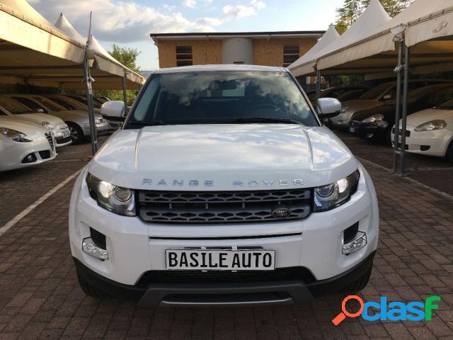 Land rover evoque diesel in vendita a oppido lucano (potenza)