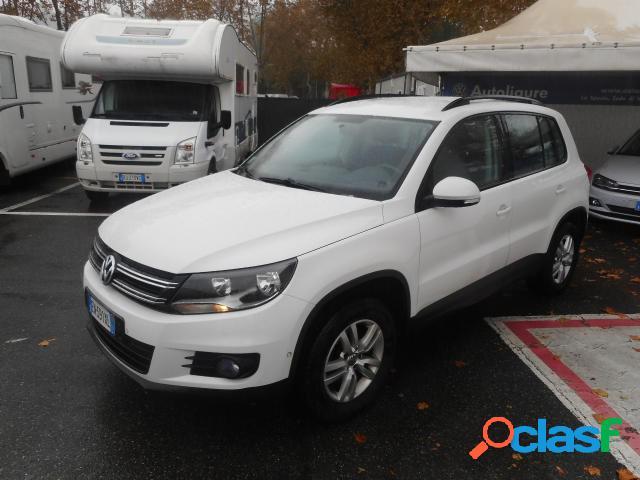 Volkswagen tiguan benzina in vendita a lerici (la spezia)