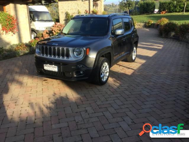 Jeep renegade diesel in vendita a gaggio montano (bologna)