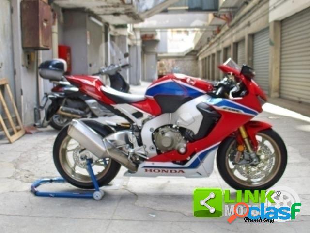 Honda cbr 1000 rr benzina in vendita a palermo (palermo)