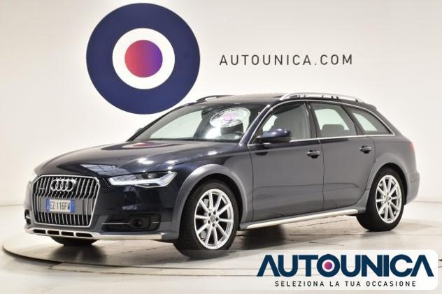 Audi a6 allroad 3.0 tdi quattro s tronic business plus