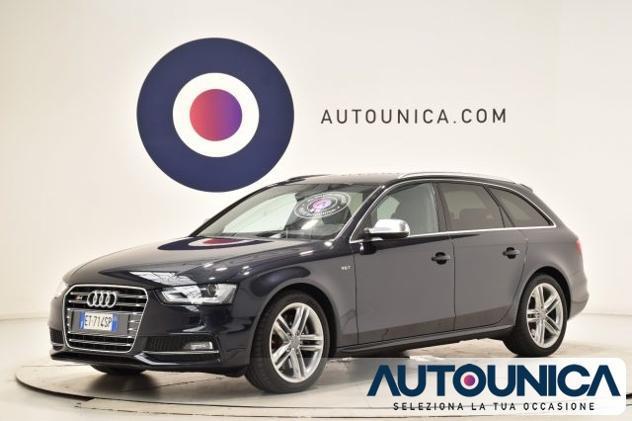 Audi s4 avant 3.0 tfsi s-tronic solo 76.315 km rif. 12052738