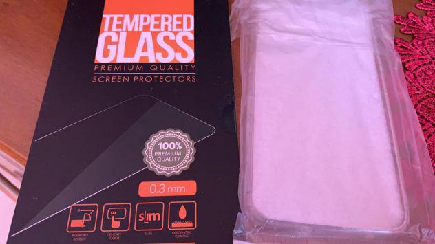 Cover + vetro temperato