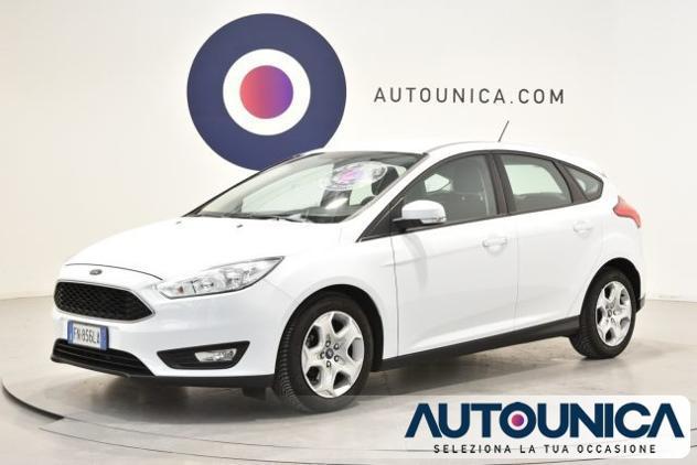 Ford focus 1.5 tdci ideale per neopatentati solo 68.010 km