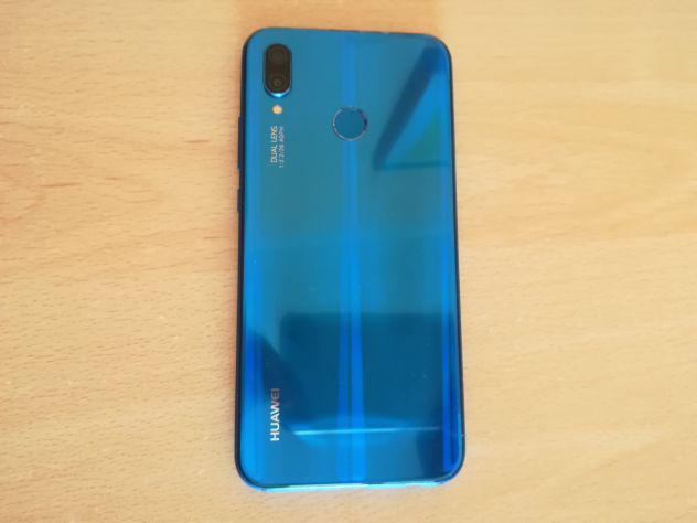 HUAWEI P20 LITE blue blu 64gb garanzia Italia