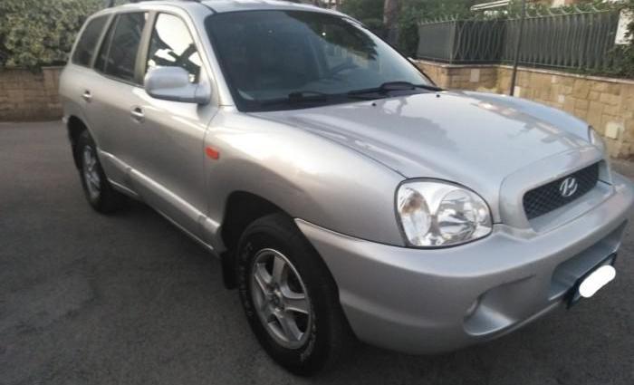 Hyundai santa fe' 2.0 crdi aut.ca ? 2004