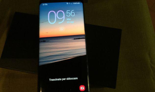 Samsung galaxy s8 g950f nero 64 gb