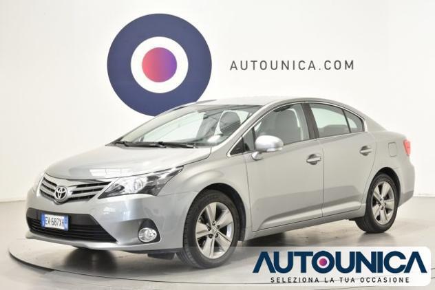 Toyota avensis 2.0 d-4d lounge 156.698 km uniproprietario