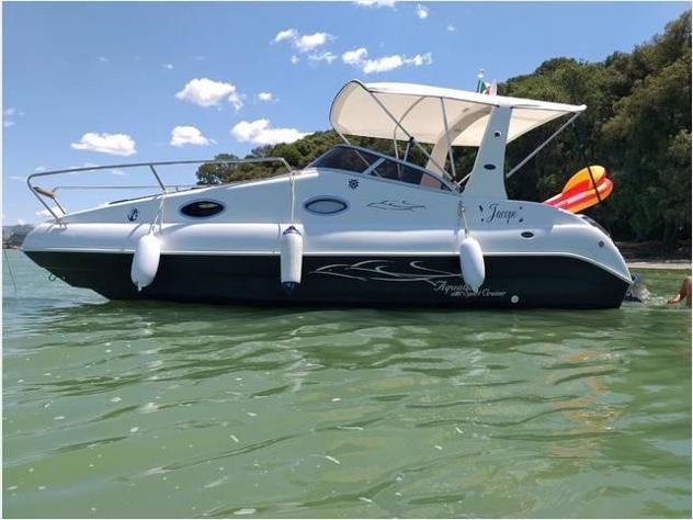 Barca a motoreaquamar acquabat 20 anno2019 lunghezza mt6