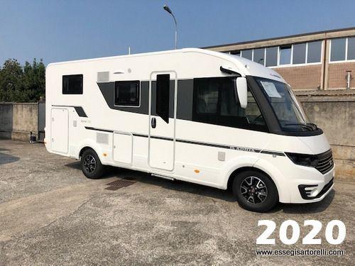 Adria new sonic axess 600 sl garage 699 cm gemelli 160 cv