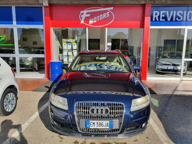 Audi a6 allroad 3.0 v6 tdi f.ap. tiptronic