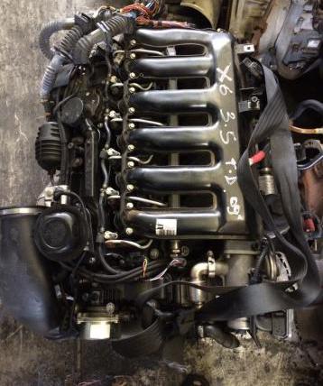 Motore bmw x6 3.5xd