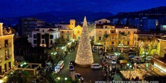Natale a Sorrento. Casa Vacanze per famiglie