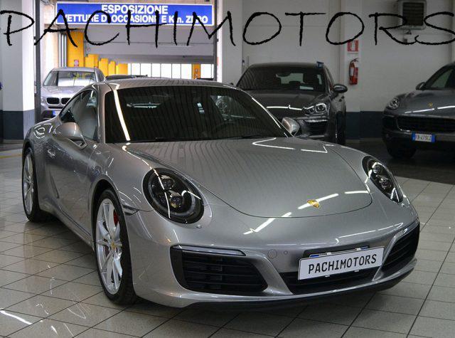 Porsche 3.0 Carrera Coupé PDK 1Proprietario Approved 07/20