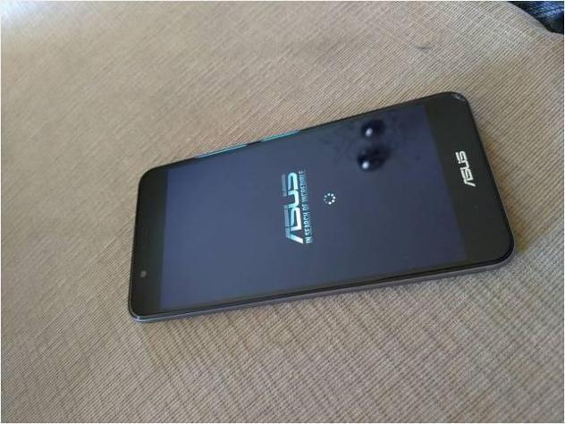 Smartphone asus zenfone 3 max usato