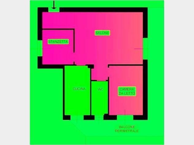 Appartamento ideale pervacanza al mare mq90 numero localitre