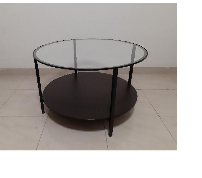 Top Vetro 10 Mm Tavolino Da Salotto Fl Flexus Salotto