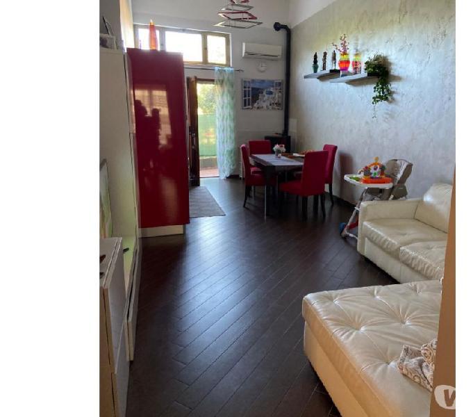Appartamento indipendente con spazio esterno