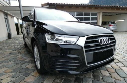 Audi q3 2.0 tdi quattro stronic s line navi bi xenon