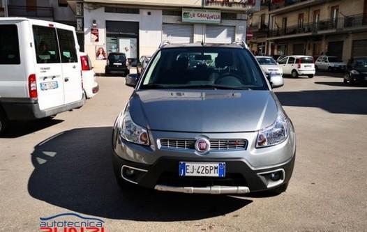 Fiat sedici - 2011
