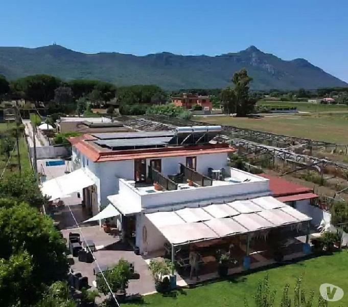 Villa con Giardino (B&B)