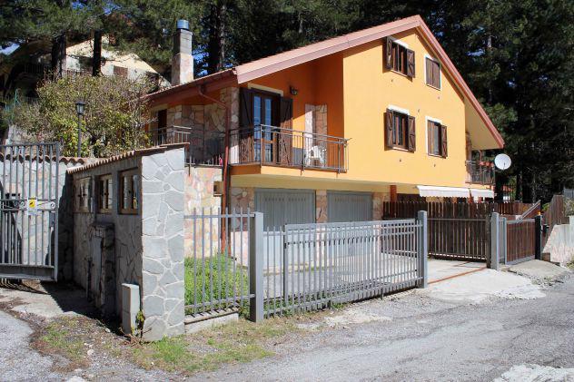 Villetta casa vacanze sila montagna camigliatello silano