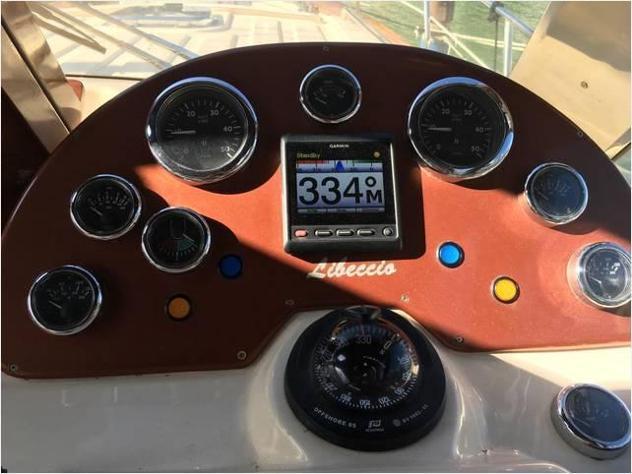Barca a motoremimi gozzo libeccio 9 cabin anno2010 lunghezza