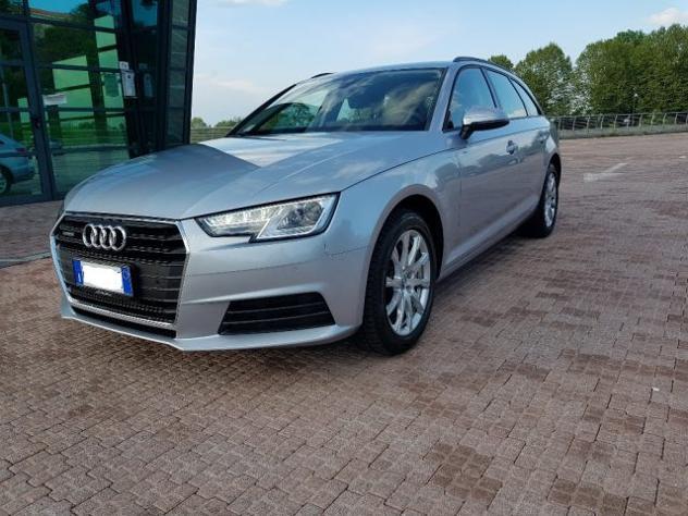 Audi a4 4x4 quattro automatico stronic €519/m rif.