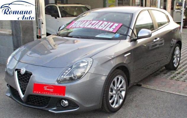 Alfa romeo giulietta 1.6 jtdm 120 cv super#km certificati#