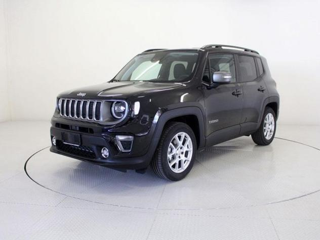 Jeep renegade 2.0 mjt 140cv 4wd active drive limited rif.