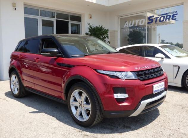 Land rover range rover evoque 2.2 sd4 5p. dynamic rif.