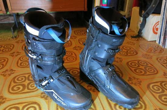 buying cheap nice shoes the best Scarponi scialpinismo salomon x 【 ANNUNCI Dicembre 】   Clasf