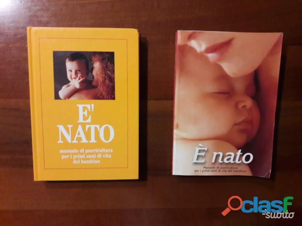 """Libro """"E' Nato"""""""