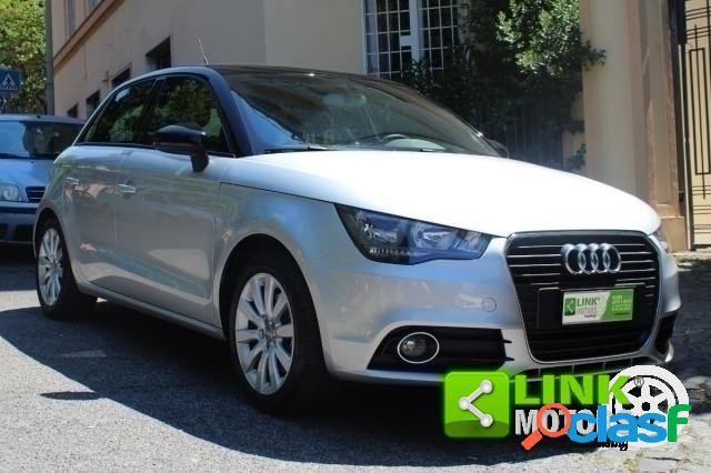 Audi a1 sportback diesel in vendita a roma (roma)