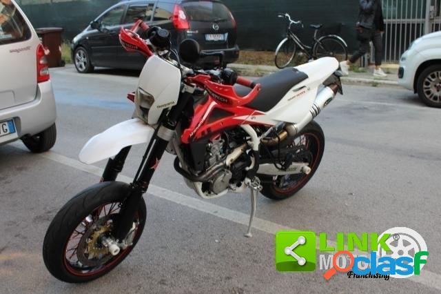 Husqvarna sm 510 r benzina in vendita a san benedetto del tronto (ascoli piceno)