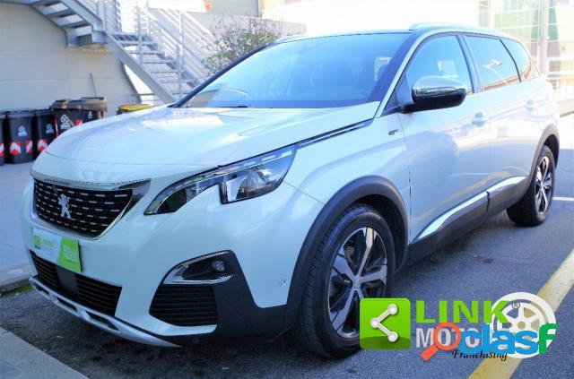 Peugeot 5008 diesel in vendita a prato (prato)
