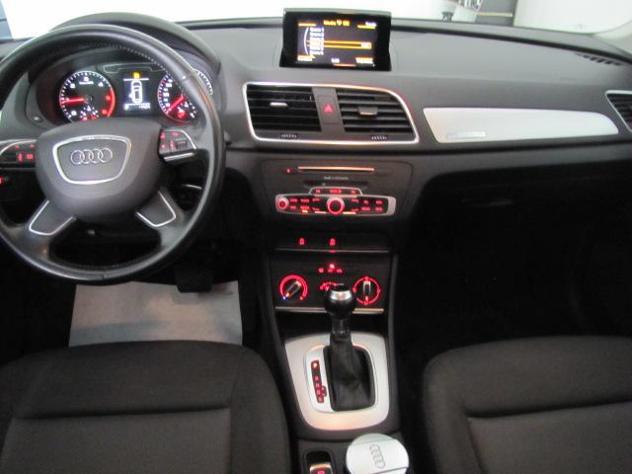 Audi q3 2.0 tdi 184 cv quattro s tronic 184cv - euro6/b -